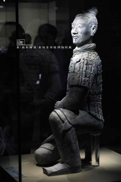 Archer of the Terracotta Army