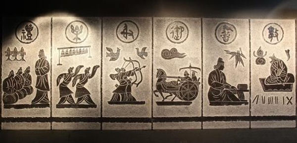 Six Arts (Liu Yi) of Confucianism and Aristocratic Education in Ancient China