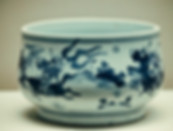 Porcelain Censer Produced During Tianqi Emperor's Reign