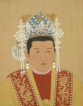 Ma Xiuying, the Wife and Queen of Emperor Zhu Yuanzhang