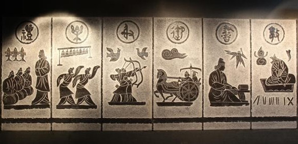 Six Arts in Ancient Chinese Education