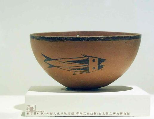 Painted Pottery (Bo) — History Museum of Taipei