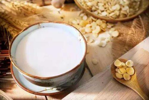 Almond Milk, or Xingren Lao
