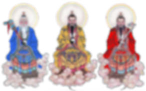 Three Most Supreme Immortals of the Taoism Religion — San Qing