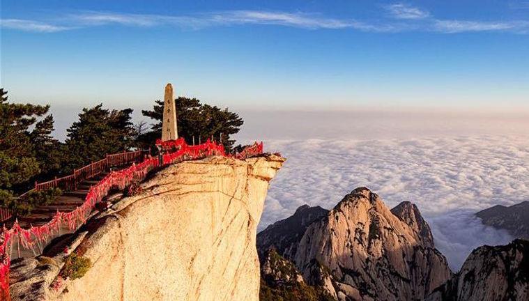 Eastern Peak of Mount Hua