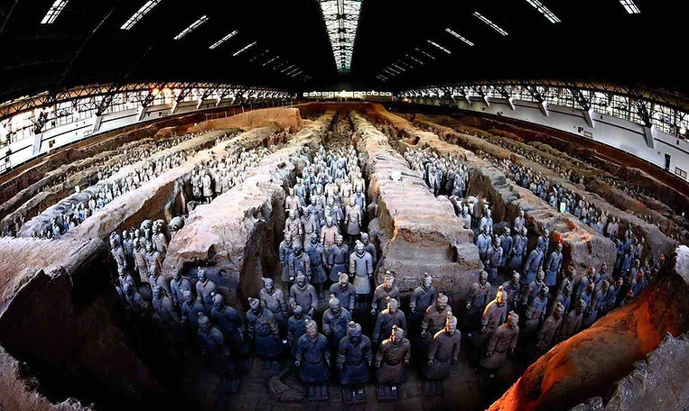 Terracotta Army Pit One