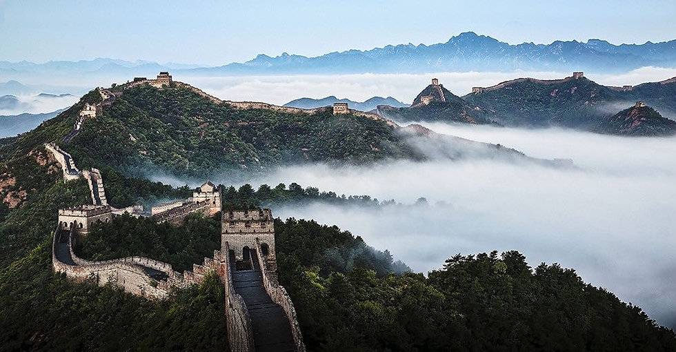 Great Wall of China, Photo from Official