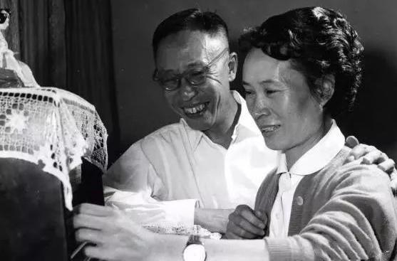 Puyi and His Wife Li Shuxian
