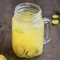 Kumquat Lemon Tea, or Jinju Ningmeng Cha