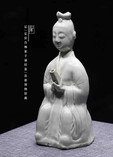 Unearthed Porcelain Figurine of the Kingdom Liao — Capital Museum
