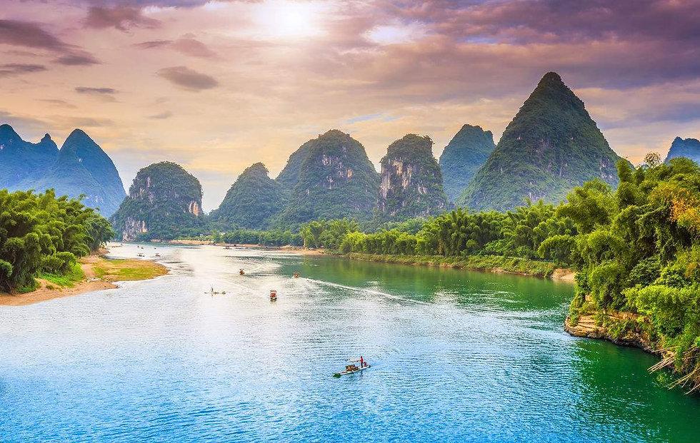 Guilin in Guangxi