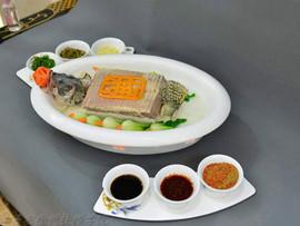 Mandarin Fish Stewed Lamb