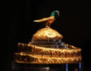 Golden Crown of the King of Xiongnu