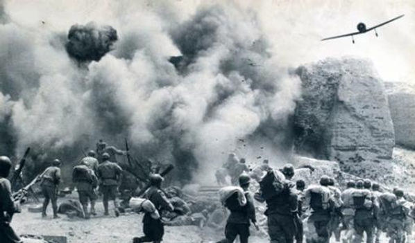 Second World War in China