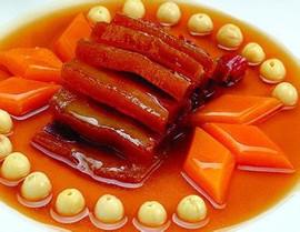 Braised Ham in Honey Sauce