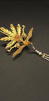 Filigree Phoenix Hair Ornament Buyao