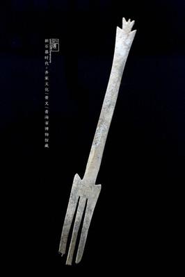 Bone Fork — Qinghai Museum