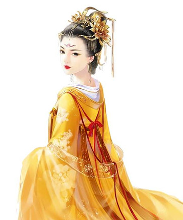 Queen Dugu Jialuo of the Sui Dynasty in History of China