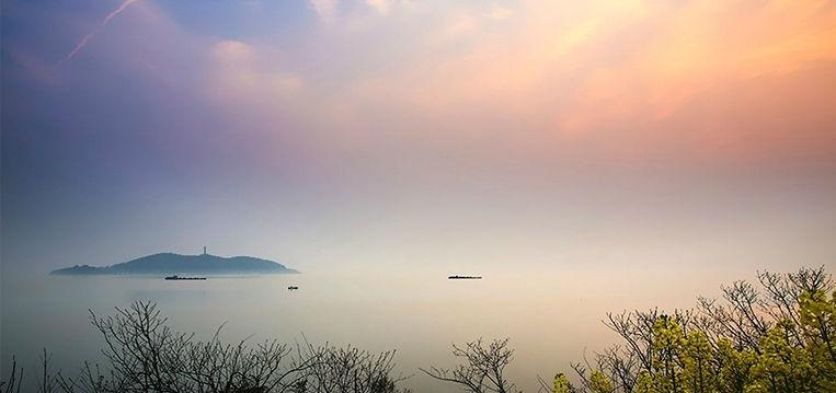 Mount Mu or Mushan Dao of Chaohu Lake