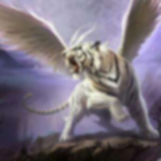 Bai Hu the White Tiger in Chinese Mythology