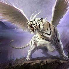 Bai Hu the White Tiger in Chinese Mythology