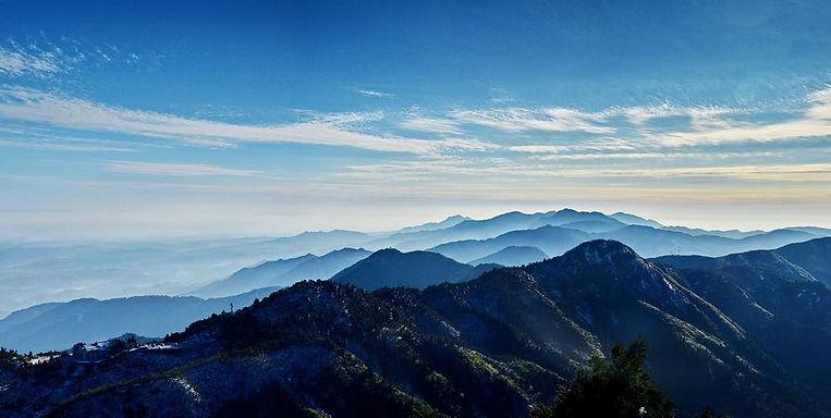 Magnificent Peaks of Mount Heng