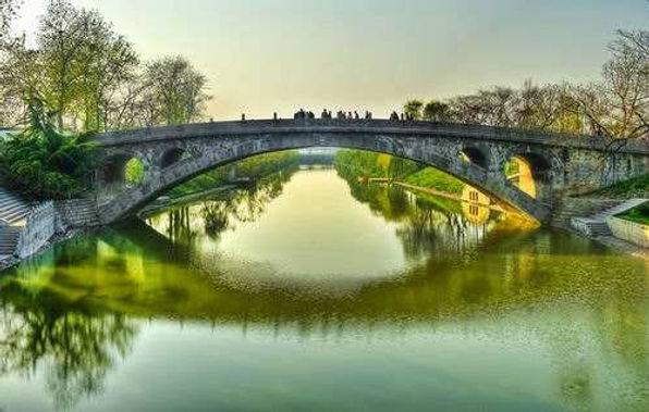 Zhao Zhou Qiao of the Sui Dynasty, the Earliest Stone Arch Bridge in the World