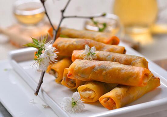 Spring Rolls, or Chunjuan