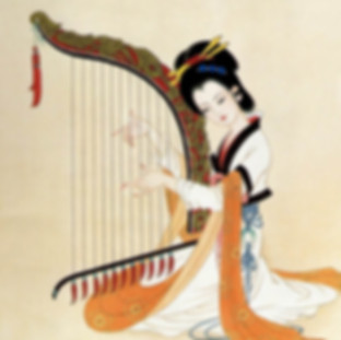 Famous Courtesan Li Shish of Song Dynasty