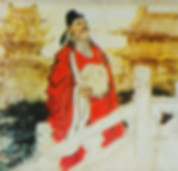 Imperial Censor Wei Zheng of Tang Dynasty in History of China