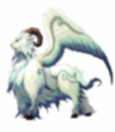 Bai Ze the magical animal of intelligence and lucky