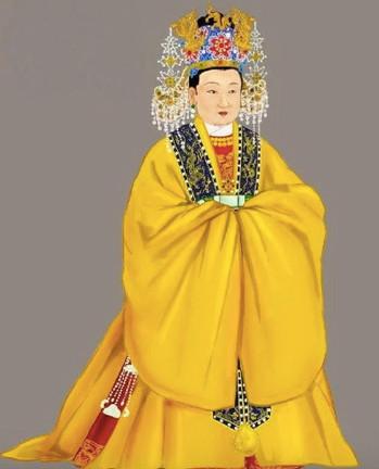 Empress Ma Xiuying the Queen of Hongwu Emperor Zhu Yuanzhang of Ming Dynasty