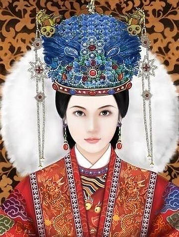 Princess Ningguo Zhu Changning of the Ming Dynasty