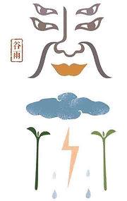 Grain Rain of Chinese Solar Terms, Gu Yu.