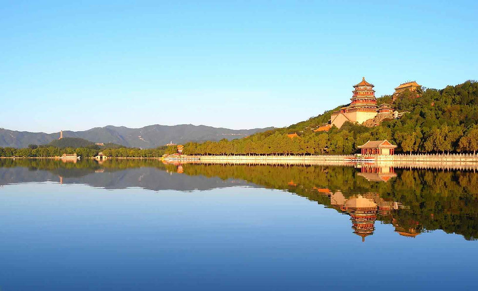 Summer Palace by Official Site of Yiheyu