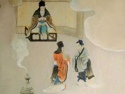 Mo Tzu Learning Confucianism