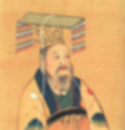 Emperor Yang Jian of Sui Dynasty in History of China