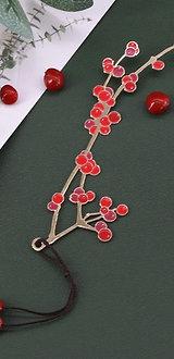Red Bean Bookmark
