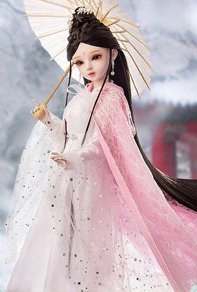 White Snake Doll