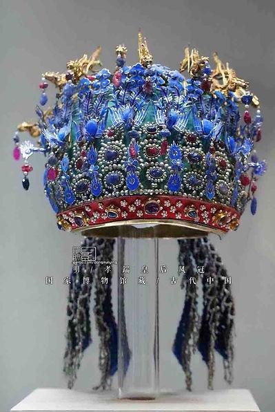 Phoenix Crown of Empress Xiaoduan, The Queen of Wanli Emperor (1563 — 1620)
