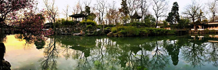 Humble Administrator's Garden or Zhuozheng Yuan in Suzhou