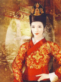 Wan Zhener or Consort Wan of the Ming Dynasty