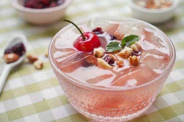 Rose Cold Jelly, or Meigui Bingfen