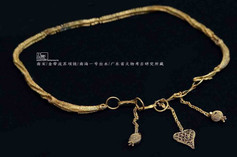 Gold Necklace of the Song Dynasty — Guangdong Cultural Relics and Archaeology Research Institute