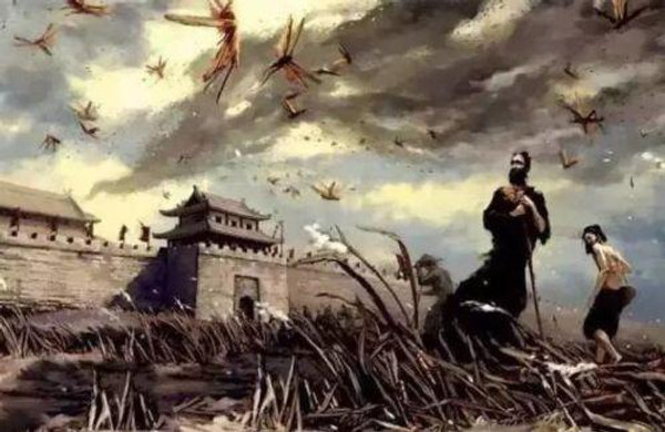 Natural Disasters In the End of the Ming Dynasty
