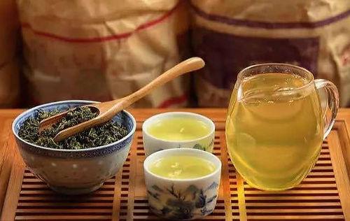 Chinese Tea - Oolong Tea
