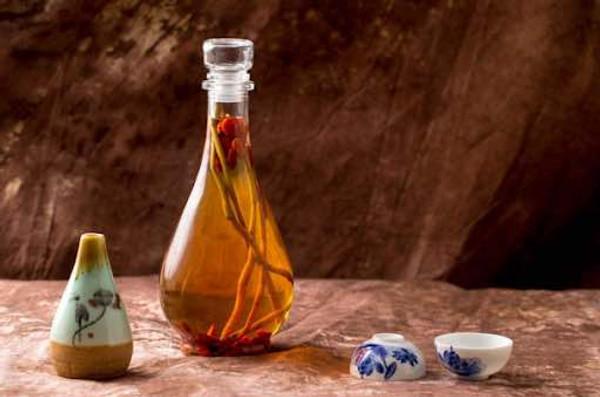 Herbal Wine, or Yaojiu