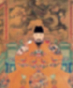 Emperor Zhu Youcheng or Ming Xiao Zong of Ming Dynasty in History of China