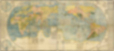Great Universal Geographic Map (Kun Yu Wan Guo Quan Tu) of the Ming Dynasty