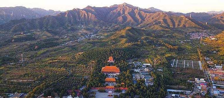 Mausoleum (Chang Ling) of Yongle Emperor Zhu Di